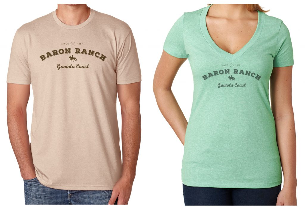 Baron Ranch Trail T-shirts