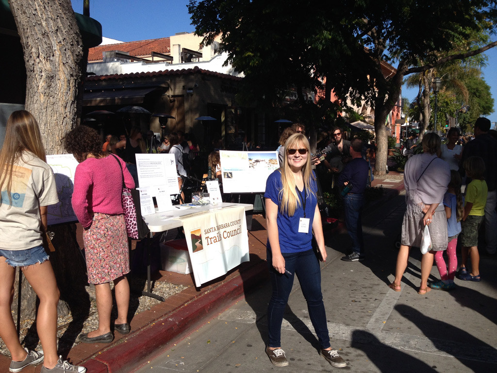 Community Outreach for more trails in Goleta
