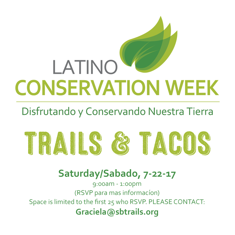 Latino Conservation Week 2017