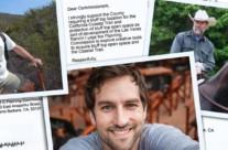 Send a Selfie Postcard